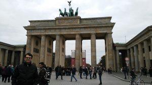 Me in Berlin.