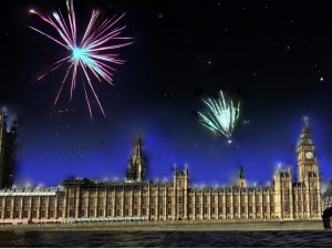 Westminster Bon fire2